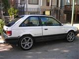 Another Superegg 1988 Mazda 323 Post