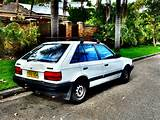 1985 Mazda Bf 323 1 6 5 Door Hatchback