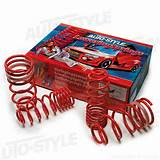 Autostyle Lowering Springs Chevrolet Trax 1 4t 4x4 2012 30 35mm