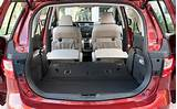 2012 Mazda5 Rear Interior Cargo Space 03