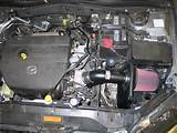 Intake System Installed In 2007 2008 Mazda 6 With The 2 3l L4 Engine