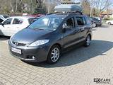 2006 Mazda 5 2 0 Cd Dpf Exclusive Air Conditioning Alloy Van