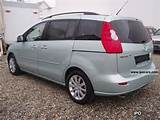 2006 Mazda 5 Bination Mzr 2 0 Exclusive 7 Seater Van Minibus Used