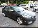 2012 Mazda Mazda6 I Touring Sedan Autumn Bronze Beige Photo 6