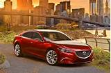 2014 Mazda 6 Appears In Moscow
