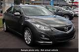 2012 Mazda 6 Gh Series 2 Touring My12 Sports Automatic