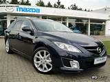2008 Mazda 6 2 5i Dynamic Professional Package Car Photo And