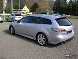 2009 Mazda 6 Bi 2 5 Dynamic Estate Car Used Vehicle Photo 1