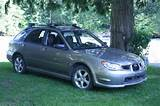 2006 Subaru Impreza Sport Wagon Awd For Sale In Chilliwak British