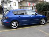 2008 Mazda Mazda3 Blue Vancouver Bc Owned By Inocent200 Page 2 At