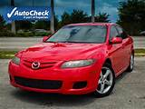 2007 Mazda Mazda6 I Sport Value Edition 4dr Hatchback 2 3l I4 5a