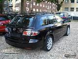 Mazda 6 Sport Kombi 2 3 Aut Active Plus Xenon Leather 2006 6 Lgw