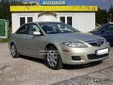 2006 Mazda 6 2 3 166 Km Automatic Limousine Used Vehicle Photo 1
