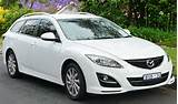 2010 2011 Mazda 6 Gh Series 2 Touring Station Wagon Photographed