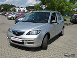 25 Fort 2005 Mazda 2 1 25 Fort Small Car