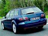 Mazda 6 Wagonwallpapers And Pictures