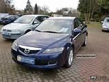 2006 Mazda 6 Mzr 1 8l 120ps Exclusive One Hand Limousine Used Vehicle