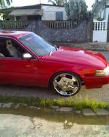 1990 Mazda 626 D Block Owned By Maxkartel1 Page 1 At Cardomain