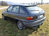 1992 Opel Astra F 1 8i Gt Limousine Used Vehicle Photo 2