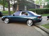 626 On 20 Inch Rims Photo Section Mazda626 Forums