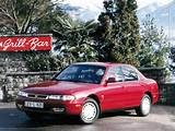 Mazda 626 2 0i Gt 4ws 1987 Car Specs And Details