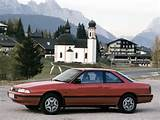 Mazda 626 Coupe Gd 06 1987 05 1992