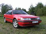 From New Zealand And This Is My Ride A 1986 Mazda 626gt 2 0i Coupe