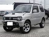 Used Cars 2009 Mazda Az Offroad Xc For Sale From Japan Ic324740