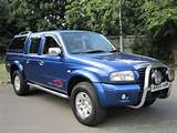 Mazda B2500 2 5 Td Pick Up Truck Double Cab With Carryboy 2004 54