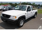 2009 Mazda B Series Truck Extended Cab Pickup 4x4 B4000 For Sale In