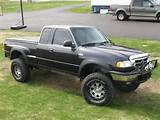 2001 Mazda B Series Pickup B4000 Se 4wd Extended Cab Sb Picture