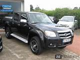 2011 Mazda Bt 50 Xl Cab Topland Van Or Truck Up To 7 5t Stake Body