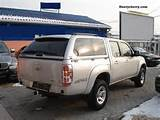 2009 Mazda Bt 50 4x4 2 5 Tdi Climate Van Or Truck Up To 7 5t Stake