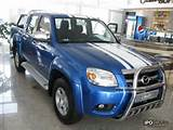 2009 Mazda Bt 50 Xl Cab Topland Gt Off Road Vehicle Pickup Truck Used