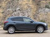 2013 Mazda Cx 5 Pact Crossover On Test Drive Southern California