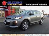 2011 Used Mazda Cx 7 Awd 4dr S Grand Touring At Suzuki Of Manchester