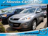 2012 Mazda Cx 9 Grand Touring In Webster Tx