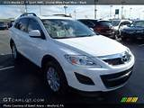 2010 Mazda Cx 9 Sport Awd In Crystal White Pearl Mica Click To See