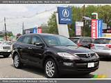 2009 Mazda Cx 9 Grand Touring Awd In Black Cherry Mica Click To See