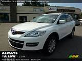 2009 Mazda Cx 9 Sport Awd In Crystal White Pearl Mica Click To See