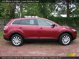 2009 Mazda Cx 9 Sport In Copper Red Mica Click To See Large Photo