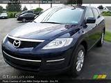 2009 Mazda Cx 9 Sport Awd In Stormy Blue Mica Click To See Large