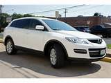 Mazda Cx 9 2009 White Suv Touring Gasoline 6 Cylinders Front Wheel