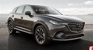 Mazda S Cx 9 Has Bee The Faithful Old Friend In The Japanese