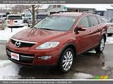 2007 Mazda Cx 9 Grand Touring In Copper Red Mica Click To See Large
