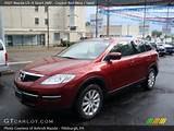 2007 Mazda Cx 9 Sport Awd In Copper Red Mica Click To See Large Photo