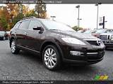 2007 Mazda Cx 9 Sport Awd In Black Cherry Mica Click To See Large