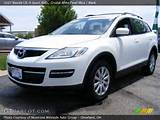 2007 Mazda Cx 9 Sport Awd In Crystal White Pearl Mica Click To See