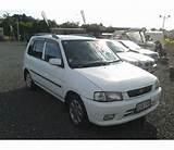 1999 Mazda Demio Manual Power Steer Air Conditioning Electric