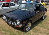 Mazda Rotary Offered In The U S Was R100 Nee Familia Coupe